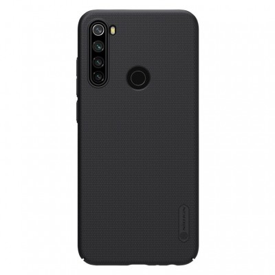 Nillkin Super Frosted Back Cover Black για το Xiaomi Redmi Note 8T (200-105-686)