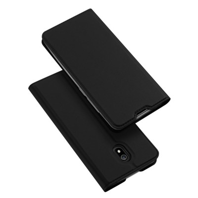 Duxducis Θήκη - Πορτοφόλι Xiaomi Redmi 8A - Black (200-104-852)