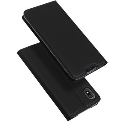 Duxducis Θήκη - Πορτοφόλι Samsung Galaxy A10 - Black (200-104-570)