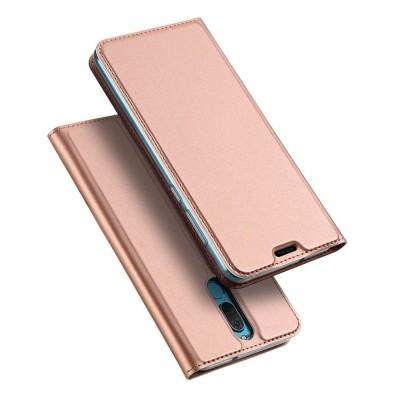 Duxducis Θήκη - Πορτοφόλι Huawei Mate 10 Lite - Pink (200-103-762)