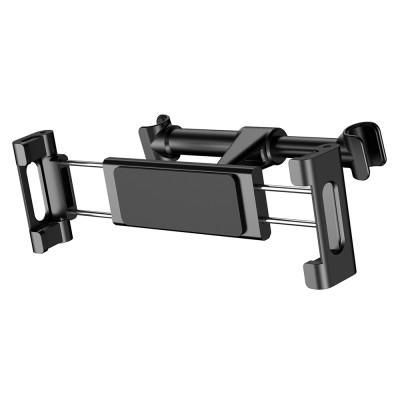 Baseus Βάση Στήριξης Για Κάθισμα Αυτοκινήτου Για Tablet Και Smartphones Έως 4.7-12.9′' (SUHZ-01) Black - (200-105-658)