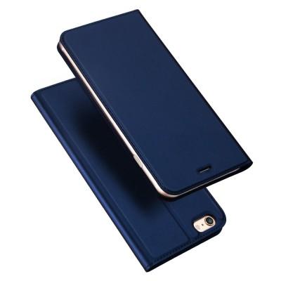 Duxducis SkinPro Flip Θήκη για iPhone 6/6s -Blue (200-103-127)