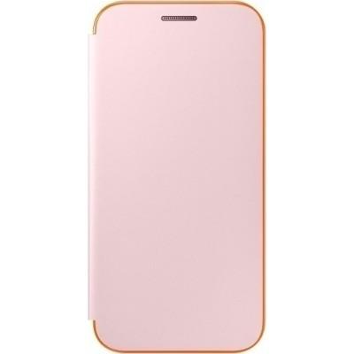Samsung Official Θήκη Neon Flip Cover Samsung Galaxy A3 2017 - Pink (EF-FA320PPEGWW)
