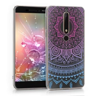 Θήκη σιλικόνης Indian Sun για Nokia 6 (2018) by KW ( 200-102-948)
