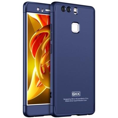 Full Body θήκη για Huawei P8/P9 Lite μπλε -OEM (200-102-726)
