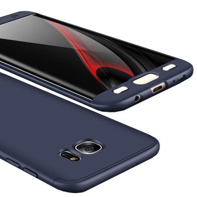 Full Body θήκη για Samsung Galaxy S7 Edge μπλε -OEM (200-102-727)