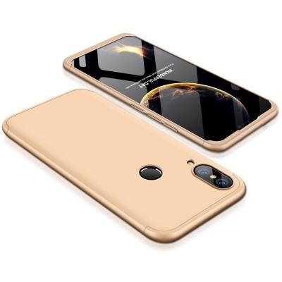 Full Body θήκη για Huawei P20 Lite χρυσή OEM (200-102-977)