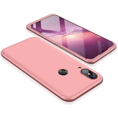 Full Body θήκη για Huawei P20 Lite ροζ OEM (200-102-976)