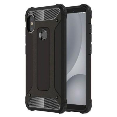 Ανθεκτική Θήκη Tech Armor για Xiaomi Redmi Note 5/Note 5 Pro Black - OEM (200-102-992)