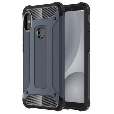 Ανθεκτική Θήκη Tech Armor για Xiaomi Redmi Note 5/Note 5 Pro Blue - OEM (200-102-990)