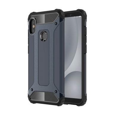 Ανθεκτική Θήκη Tech Armor για Xiaomi Mi A2 Lite / Redmi 6 Pro Blue - OEM (200-103-330)