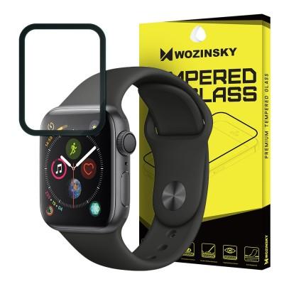 Wozinsky Full Cover Tempered Glass Black για Apple Watch 4 44mm - (200-104-361)
