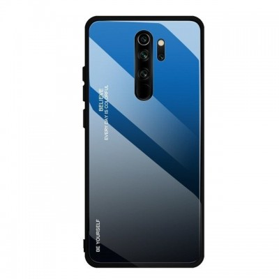 OEM Θήκη Tempered Glass Xiaomi Redmi Note 8 Pro - Dark Blue (200-104-536)