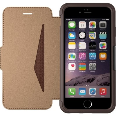 OtterBox iPhone 6 Plus / 6s Plus Strada Saddle Brown (77-52626)