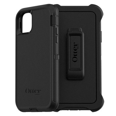 OtterBox iPhone 11 Pro Max Defender Black (77-62581)