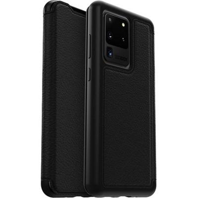 OtterBox Galaxy S20 Ultra Strada Folio Shadow Black (77-64298)