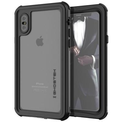 Ghostek Nautical 2 Αδιάβροχη Θήκη iPhone XS - Black (200-103-175)