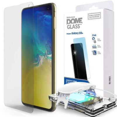 Whitestone Dome Glass - Liquid Optical Clear Adhesive & Installation Kit - Σύστημα προστασίας οθόνης Samsung Galaxy S10e( 200-103-750)