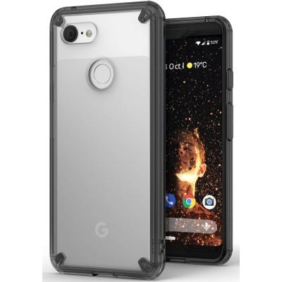 Ringke Fusion Θήκη για Google Pixel 3 - Smoke Black (200-103-236)