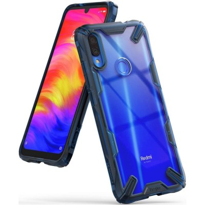 Ringke Fusion-X Θήκη Xiaomi Redmi Note 7 - Space Blue (200-104-192)