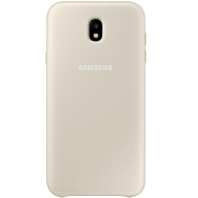 Samsung Official Dual Layer Cover Samsung Galaxy J3 2017- Gold (EF-PJ330CFEGWW)