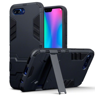 Terrapin Ανθεκτική Dual Layer Θήκη  Huawei Honor 10 - Black (131-083-060)