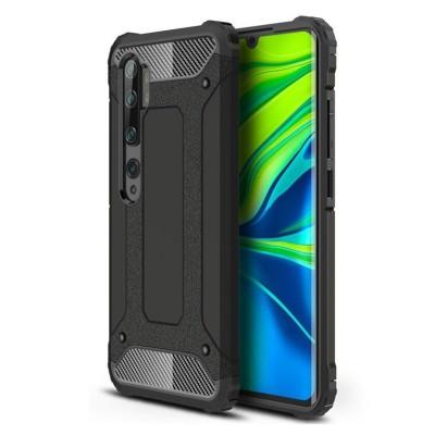 Ανθεκτική Θήκη Tech Armor για Xiaomi Mi Note 10 / Mi Note 10 Pro / Mi CC9 Pro Black - OEM (200-105-683)