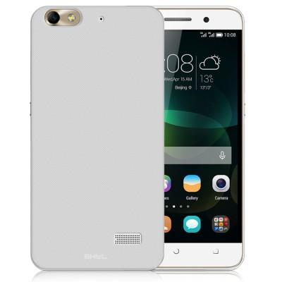 Ημιδιάφανη θήκη σιλικόνη για Huawei Honor 4c by Shieldtail  (98483)