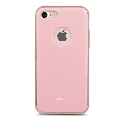 Θήκη iPhone 7 Moshi iGlaze - Blush Pink  (200-101-770)