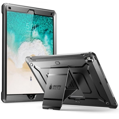 Supcase Ανθεκτική Θήκη Unicorn Beetle Pro iPad Pro 12.9'' 2017  - Black - (12702)