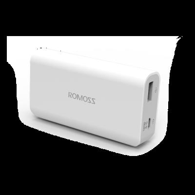 Φορητή Μπαταρία Φόρτισης (Power Bank) - 4000 mAh by Romoss - SOLO 2