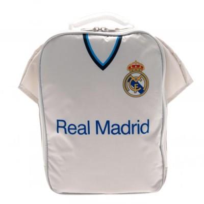 Τσαντάκι Φαγητού - Lunch bag  Real Madrid - επίσημο προϊόν (100-100-182)