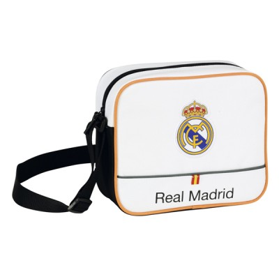 Τσαντάκι ώμου Ρεάλ Μαδρίτης  - Επίσημο Προϊόν  (100-100-183)