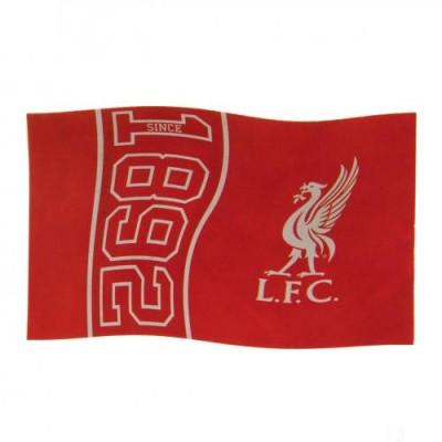 Σημαία Liverpool F.C - Επίσημο Προϊόν(100-100-153)