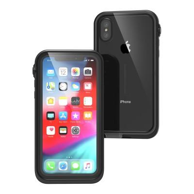 Catalyst Αδιάβροχη Θήκη iPhone XS - Stealth Black (CATIPHOXBLKS)