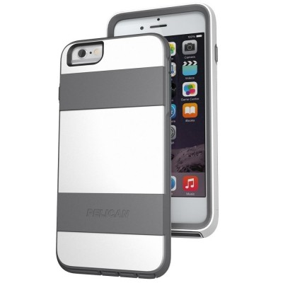 Pelican iPhone 6 Plus / 6s Plus Voyager White