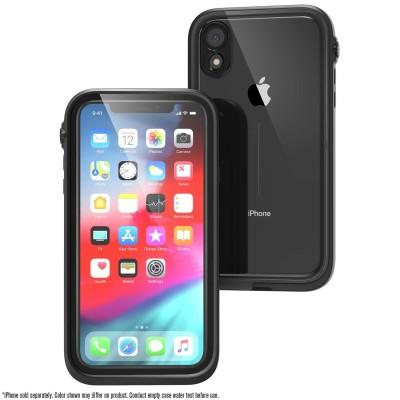 Catalyst Αδιάβροχη Θήκη iPhone XR - Stealth Black (CATIPHOXBLKM)