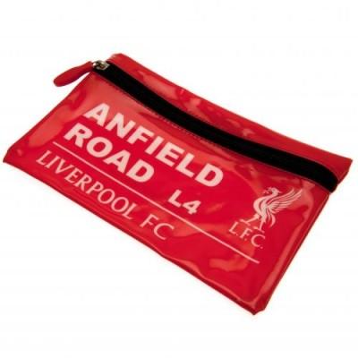 Κασετίνα PVC Liverpool F.C - επίσημο προϊόν (100-100-665)
