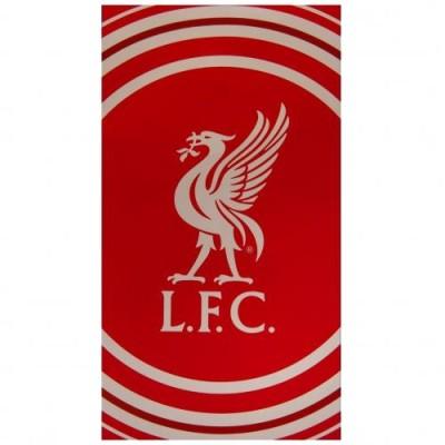 Πετσέτα μεγάλη Liverpool 140*70 cm - Επίσημο προϊόν (100-100-677)