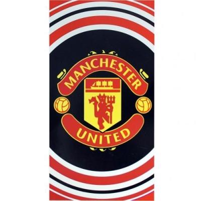 Μεγάλη Πετσέτα  Manchester United F.C - επίσημο προϊόν  (100-100-739)