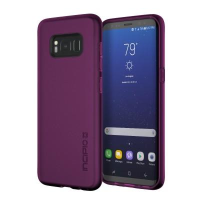 Incipio Galaxy S8 NGP Case Plum (SA-837-PLM)