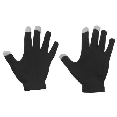 Γάντια για Οθόνη Αφής μαύρα  ΟΕΜ (200-103-280)