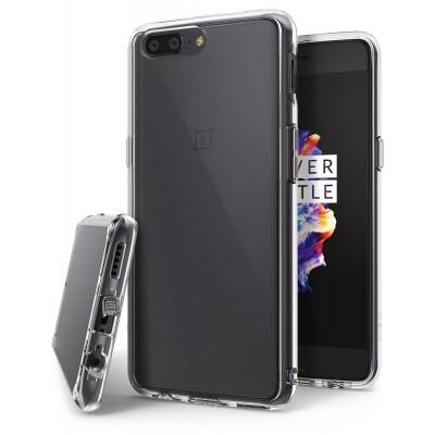 Ringke (Fusion) Διάφανη Θήκη OnePlus 5 Crystal View  (200-102-253)