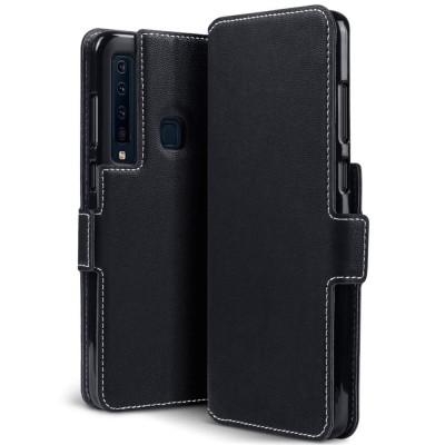 Terrapin Low Profile Θήκη - Πορτοφόλι Samsung Galaxy A9 2018 - Black (117-002a-082)