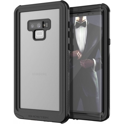 Ghostek Nautical 2 Αδιάβροχη θήκη Samsung Galaxy Note 9 - Black (200-103-074)