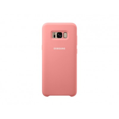 Samsung Silicone Cover Galaxy S8 Plus EF-PG955TPEGWW - Pink (200-103-097)