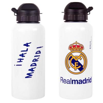 Μπουκάλι νερού Real Madrid F.C WHT- Επίσημο προϊόν (100-100-377)