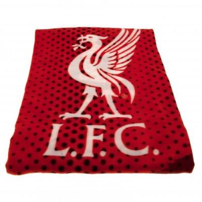 Fleece κουβέρτα Λίβερπουλ  150Χ125 cm  - Επίσημο προϊόν