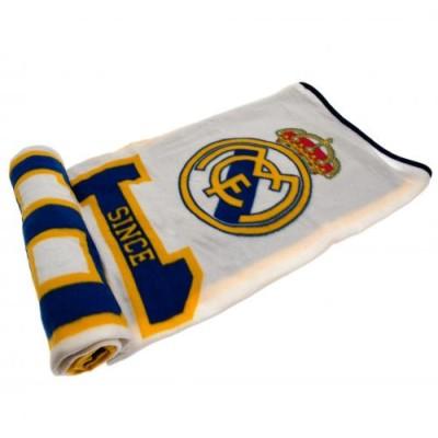 Fleece κουβέρτα Ρεάλ Μαδρίτης 150 Χ 125 cm  - Επίσημο προϊόν (100-100-461)