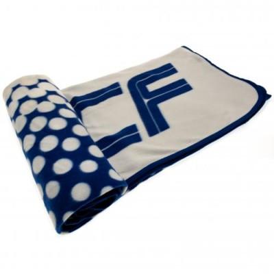Fleece κουβέρτα Ρεάλ Μαδρίτης 150 Χ 125 cm  - Επίσημο προϊόν (100-100-404)